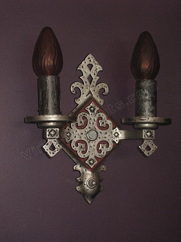 Spanish Revival Wall Sconces