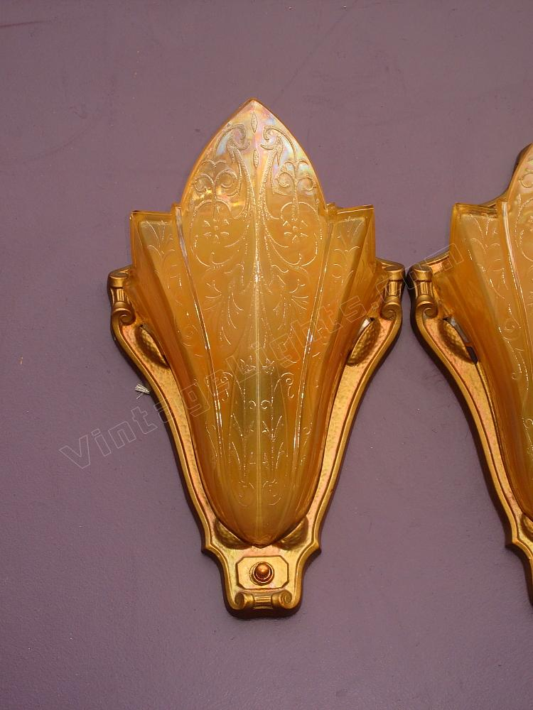 Antique Theater Wall Sconces : Home theater lighting antique deco lights