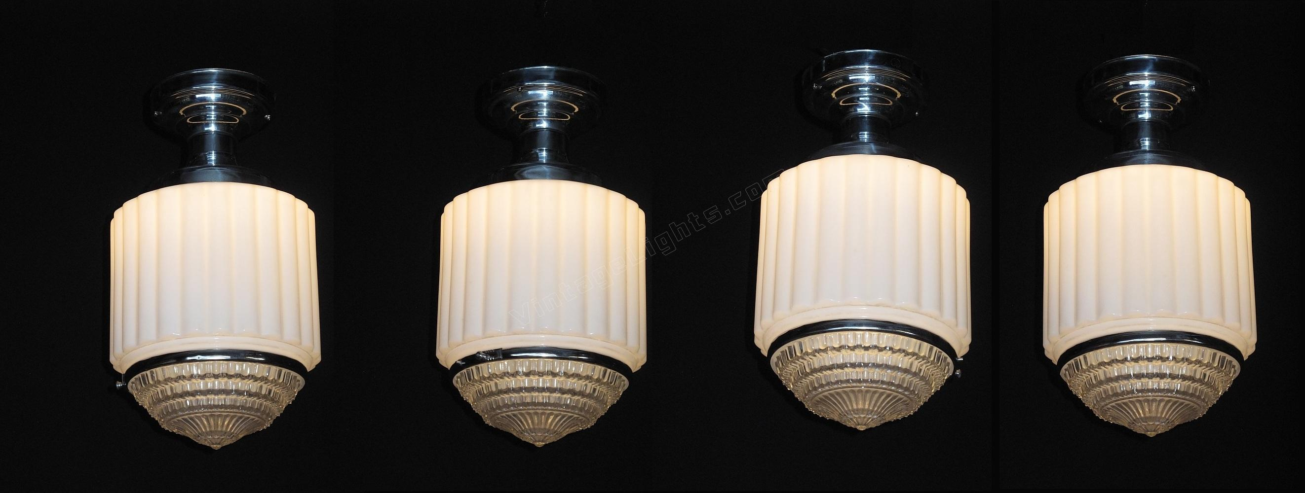 Vintage schoolhouse art deco lighting fixtures schoolhouse light item code cei20110107001 sold year 1920 1930 arubaitofo Gallery