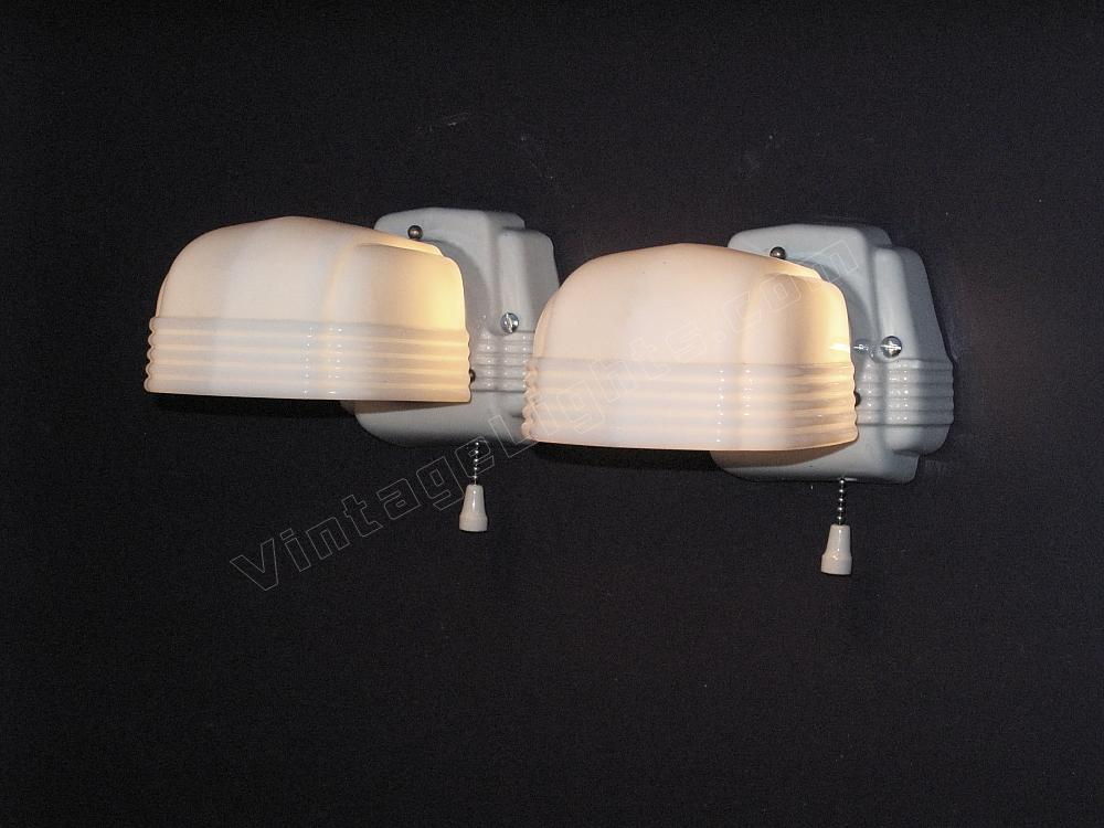Vintage Bathroom Lights vintage bathroom wall sconce | antique bathroom lighting