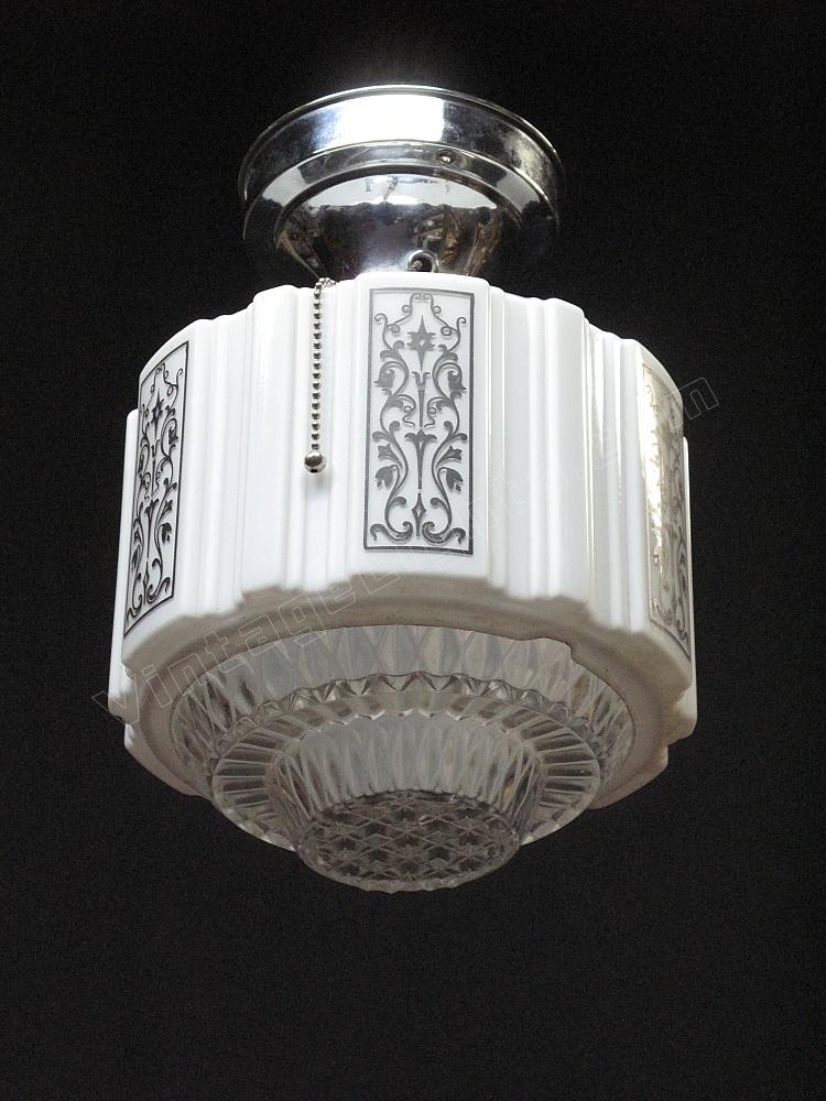 vintage petite schoolhouse lighting fixture with black stencil bathroom lighting fixtures 7