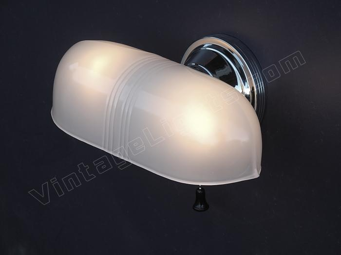 Vintage bathroom lighting fixture antique kitchen light for Old bathroom light fixtures