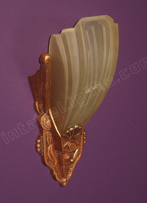 Antique light fixtures sold | vintage lighting sold