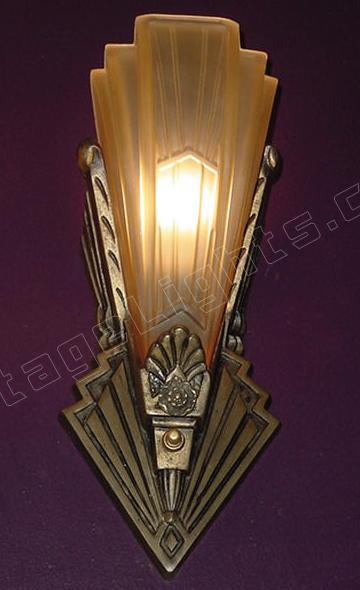 Antique light fixtures sold vintage lighting sold