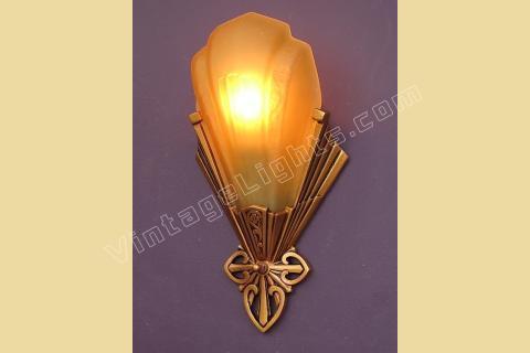 virden lighting art deco wall lights antique deco lighting