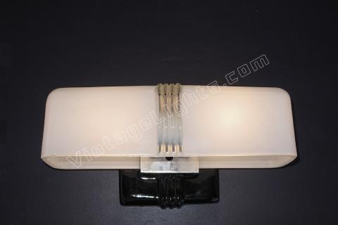 black bathroom lighting fixtures. vintage black porcelain 2 bulb wall sconce with matching shade bathroom lighting fixtures