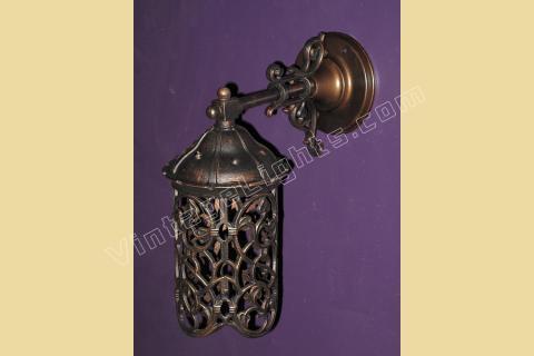 Antique Porch Light | Vintage porch light | antique lighting fixture