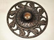 Cast Iron Flush Ceiling Fixture 12 available